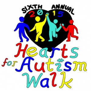 YOUTH PALS   PRESENT  6TH ANNUAL HEARTS FOR AUTISM WALK  3225 LOCKWOOD BLVD.  OVIEDO, FL